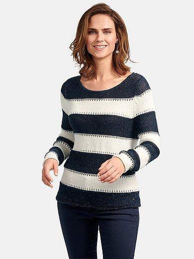 Basler - Pullover mit Rundhals-Ausschnitt