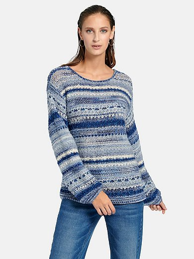 portray berlin - Round neck jumper with long sleeves