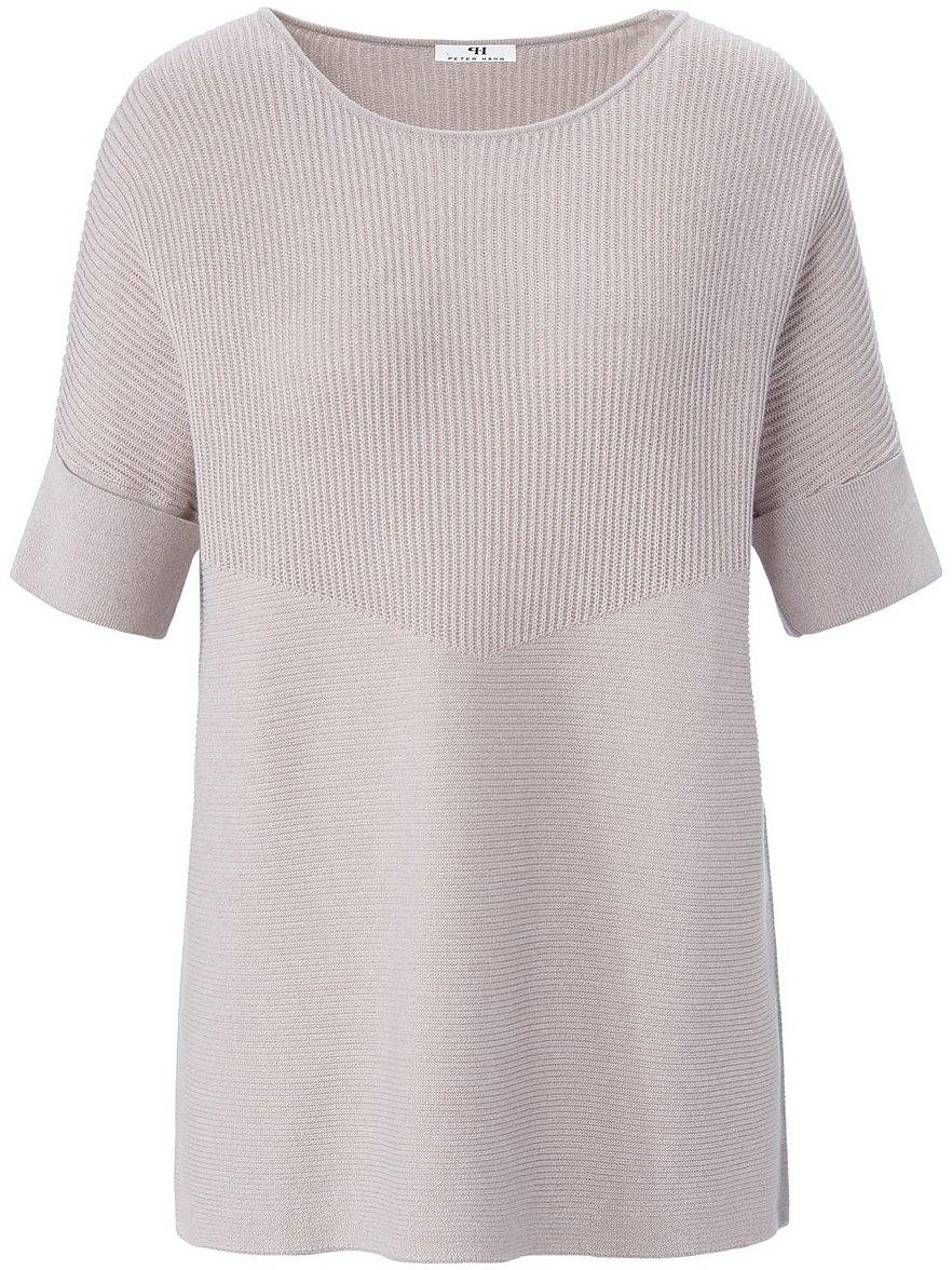 peter hahn - Pullover Kimono-Halbarm  beige Größe: 36