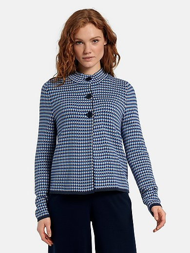 mayfair by Peter Hahn - Le gilet coupe courte