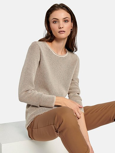Fadenmeister Berlin - Le pull en maille relief