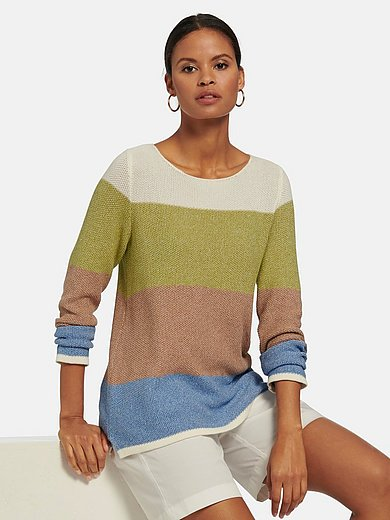Peter Hahn - Le pull manches longues