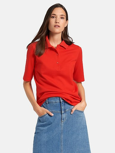 DAY.LIKE - Polo shirt with short sleeves