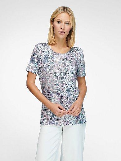 MYBC - Rundhals-Shirt mit 1/2-Arm