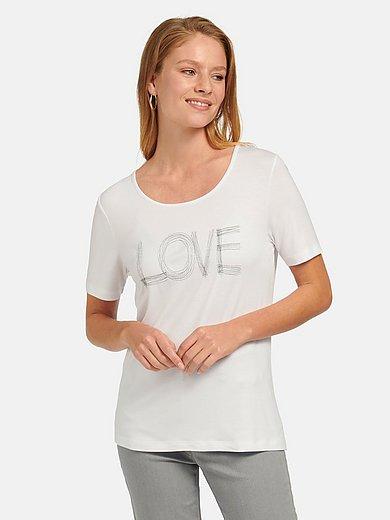 MYBC - Shirt met ronde hals en LOVE-borduursel voor