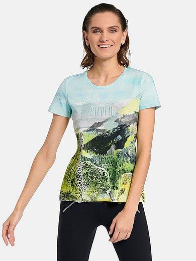 ulli_ehrlich Sportalm - Shirt met ronde hals en korte mouwen