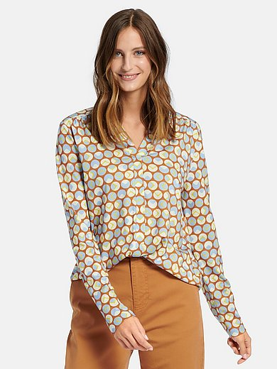 Peter Hahn - Jersey pull-on blouse