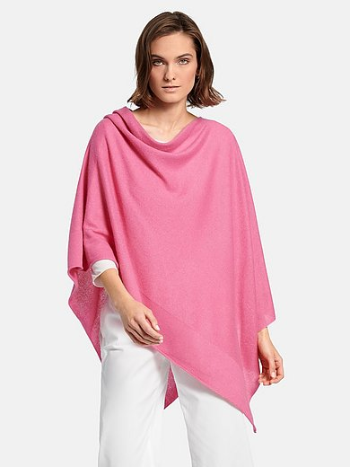 Peter Hahn - Poncho in silk and cashmere