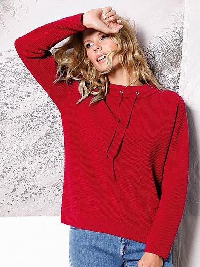 DAY.LIKE - Pullover mit Stehbundkragen