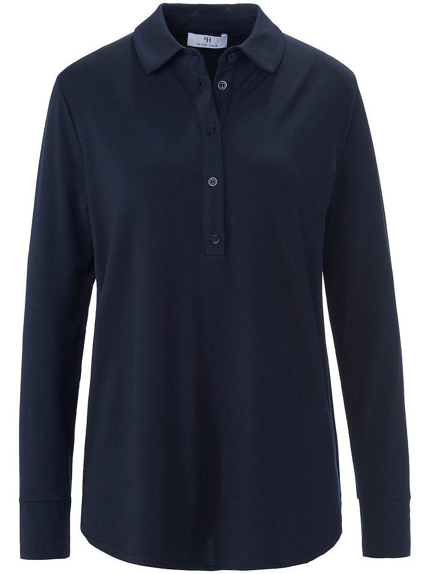 peter hahn - Polo-Shirt  blau Größe: 52