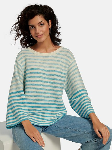 PETER HAHN PURE EDITION - Le pull 100% coton