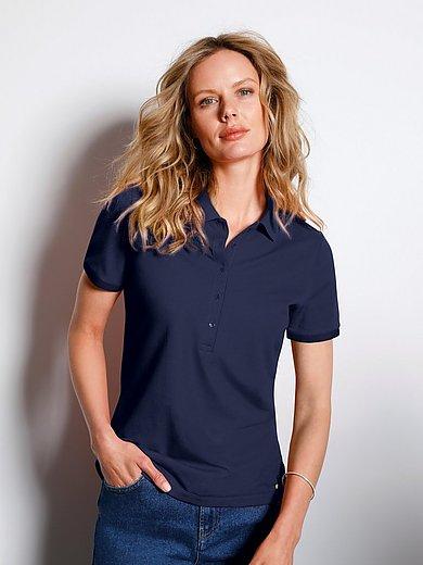 DAY.LIKE - Polo-Shirt mit 1/2-Arm