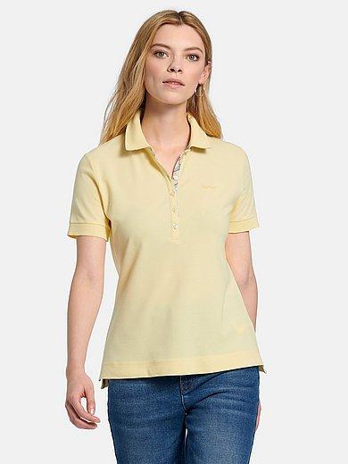 Barbour - Poloshirt met korte mouwen en knoopsluiting