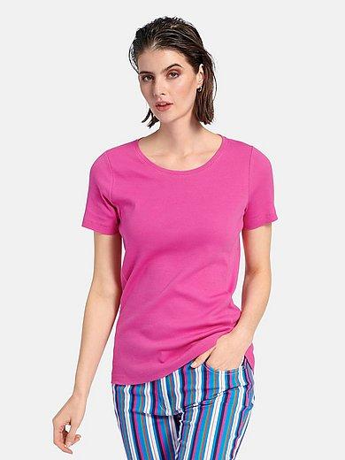 Looxent - Rundhals-Shirt mit 1/2-Arm