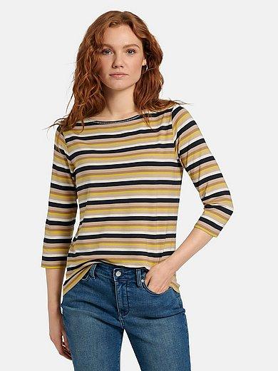 Betty Barclay - Shirt met ronde hals en 3/4-mouwen