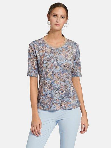 Betty Barclay - Shirt met ronde hals en korte mouwen