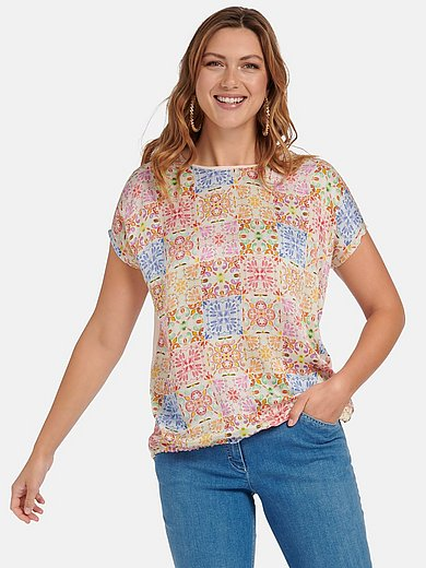 Anna Aura - Blusen-Shirt mit überschnittener Schulter