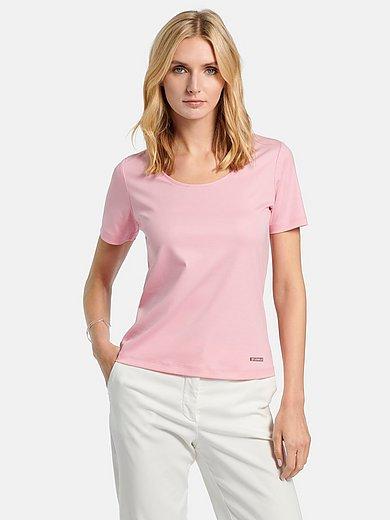 St. Emile - Shirt van 100% katoen met ronde hals