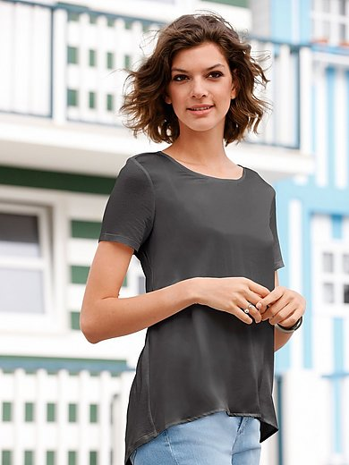 LIEBLINGSSTÜCK - Blusen-Shirt mit 1/2-Arm