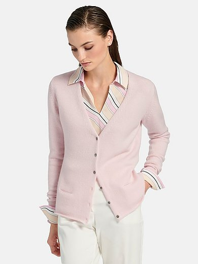 (THE MERCER) N.Y. - Cardigan in 100% cashmere