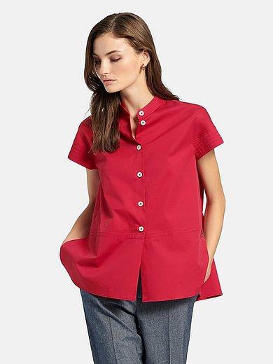 Bogner - Bluse mit kleinem Stehkragen