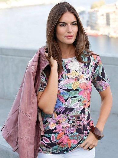Emilia Lay - T-Shirt mit Rundhals-Ausschnitt