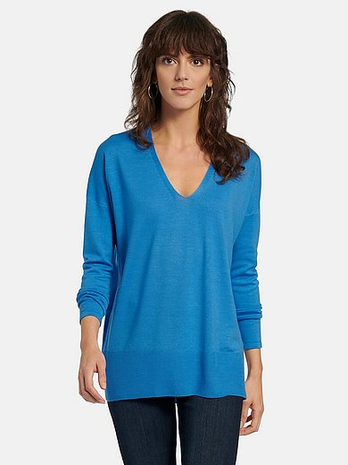 PETER HAHN PURE EDITION - V-Pullover