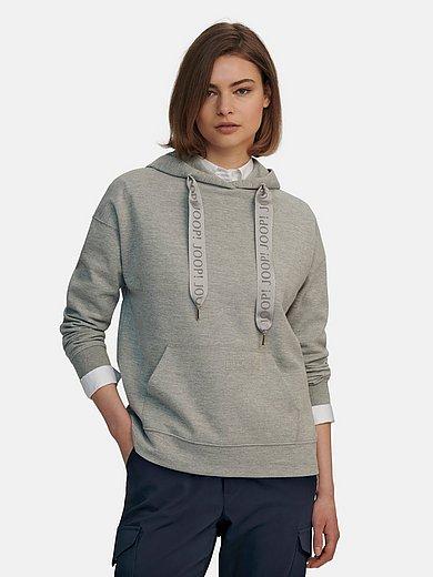 Joop! - Hooded sweatshirt with kangaroo pocket