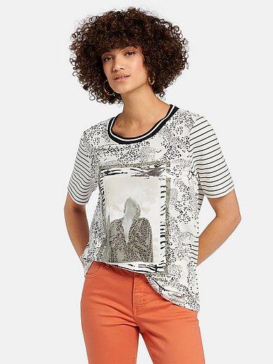 oui - Le T-shirt encolure dégagée