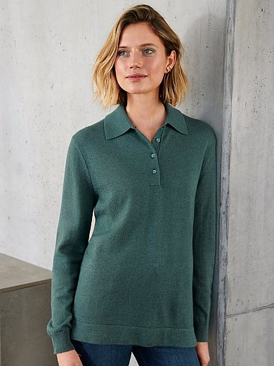 Peter Hahn - Polo-Pullover Modell Pia