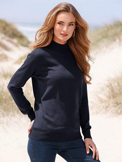 Peter Hahn - Stehbund-Pullover Modell Sabrina
