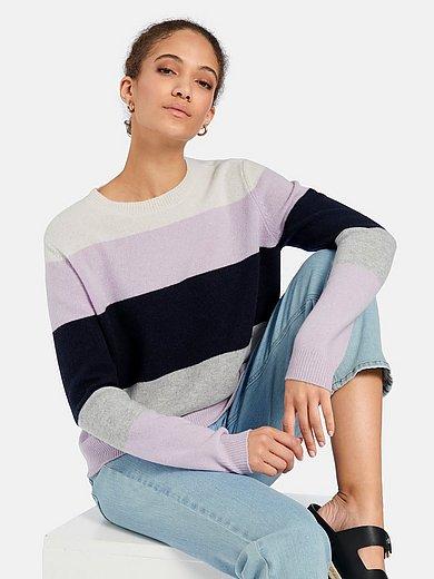 LIEBLINGSSTÜCK - Round neck jumper with long sleeves