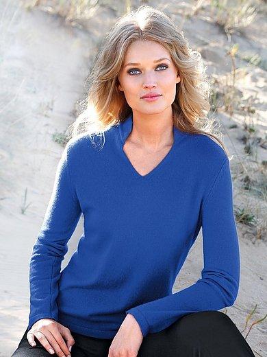Peter Hahn Cashmere - Pullover aus 100% Premium-Kaschmir Modell Vivien
