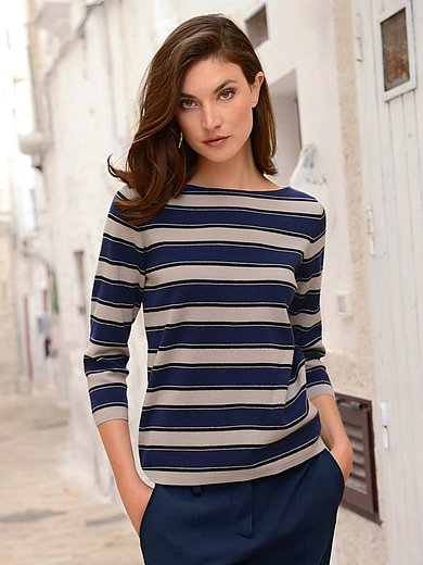 Windsor - Pullover mit 3/4-Arm
