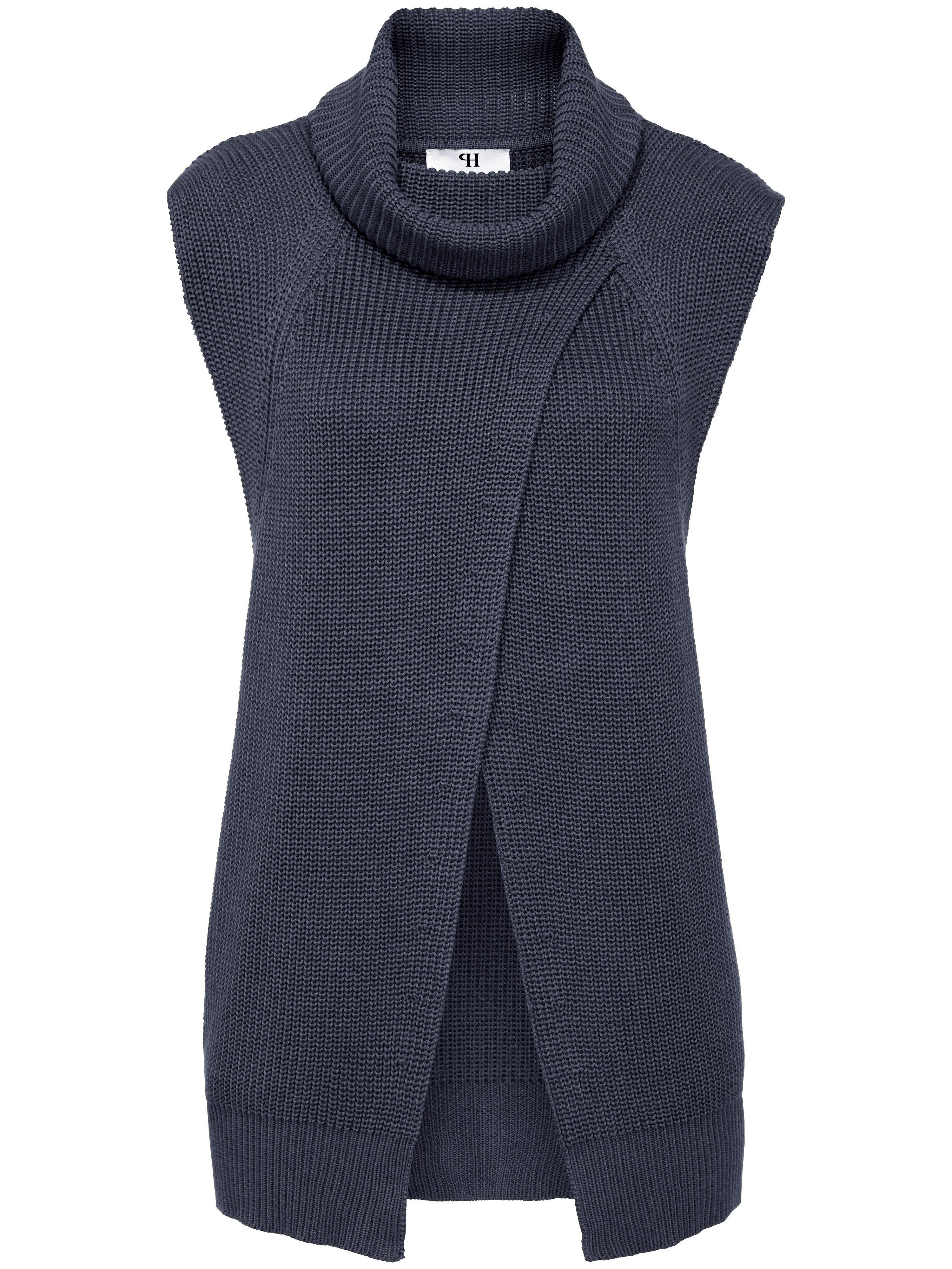 Pullunder Peter Hahn blau | Bekleidung > Pullover > Pullunder | Peter Hahn