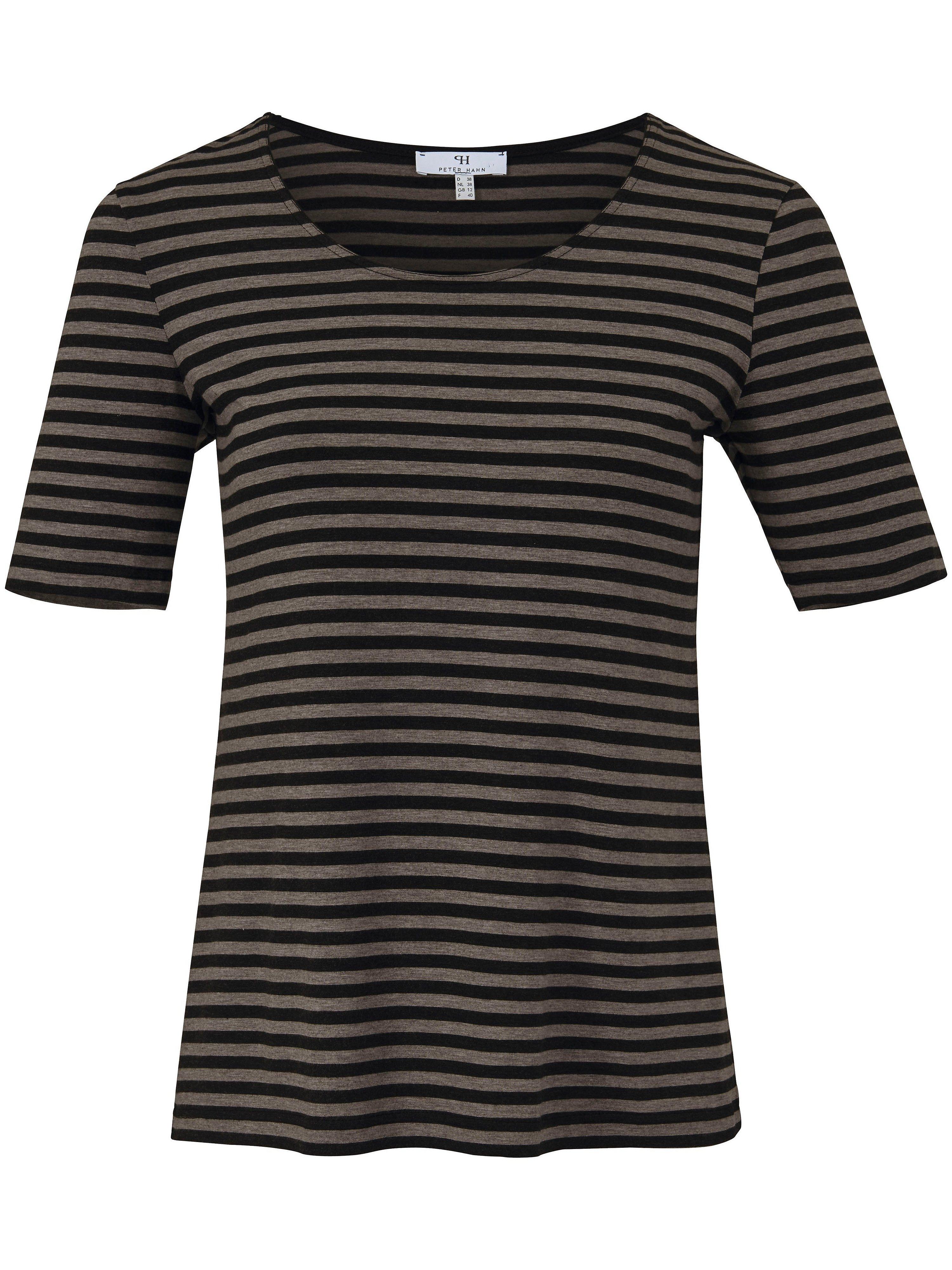 Le T-shirt rayé manches courtes  Peter Hahn multicolore