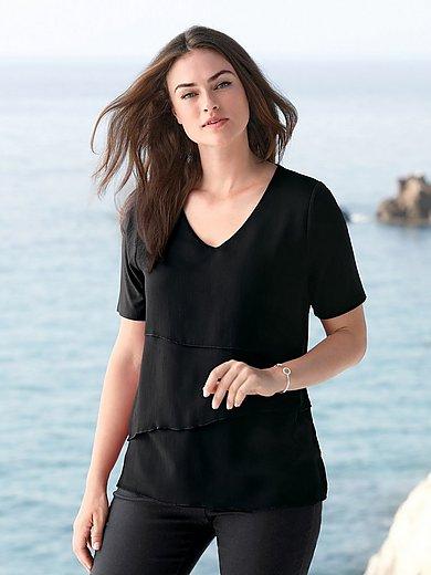 Emilia Lay - Le T-shirt uni, col V