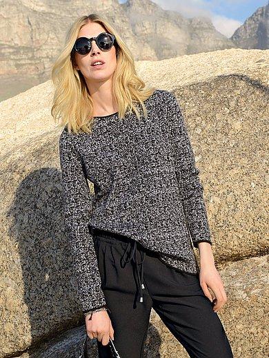 Peter Hahn - Pullover aus 100% Schurwolle von Biella Yarn