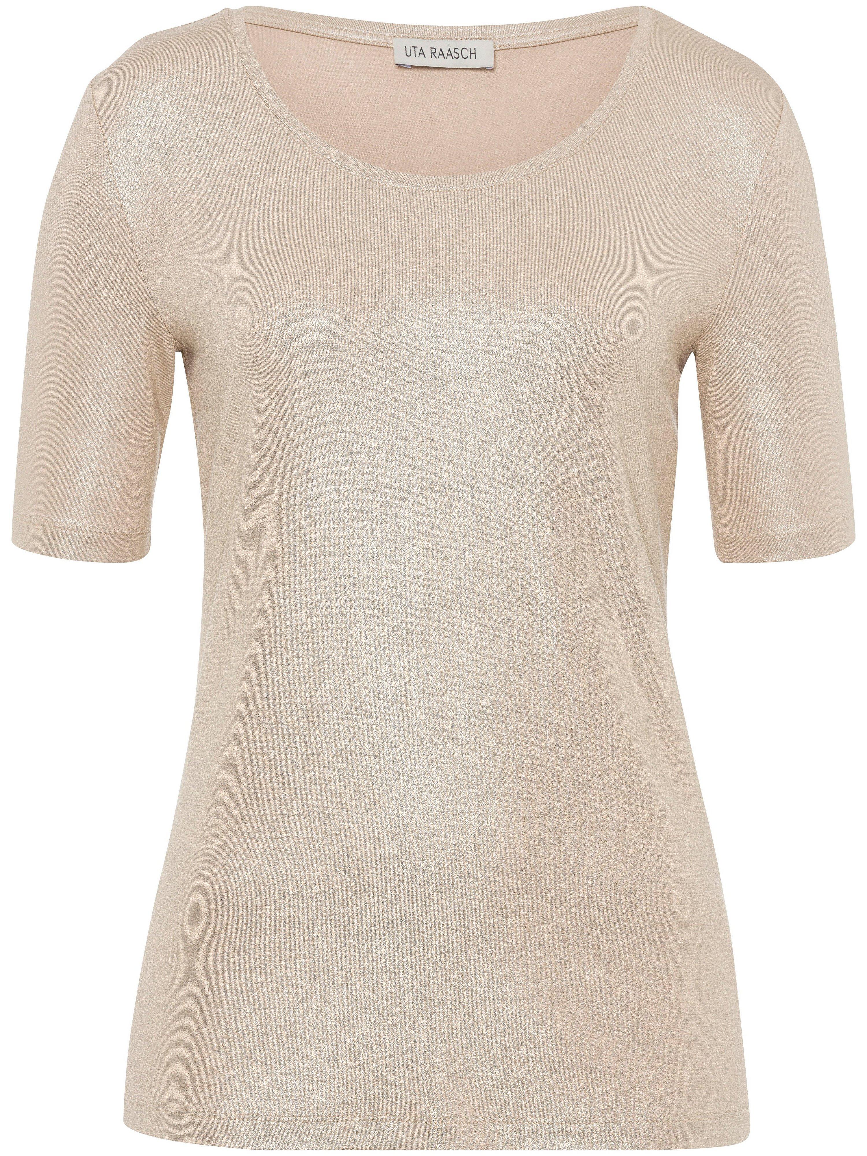 Round neck shirt Uta Raasch gold