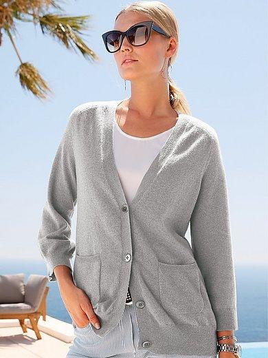 include - Cardigan in Pure cashmere in premium quality