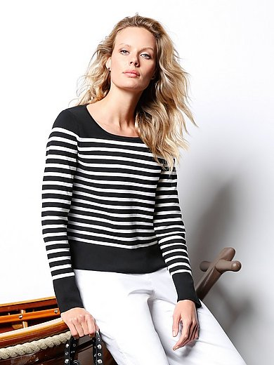 DAY.LIKE - Pullover aus 100% SUPIMA®-Baumwolle