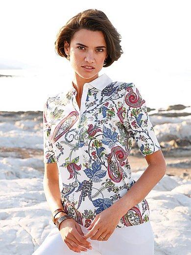 Efixelle - Poloshirt van 100% katoen met korte mouwen
