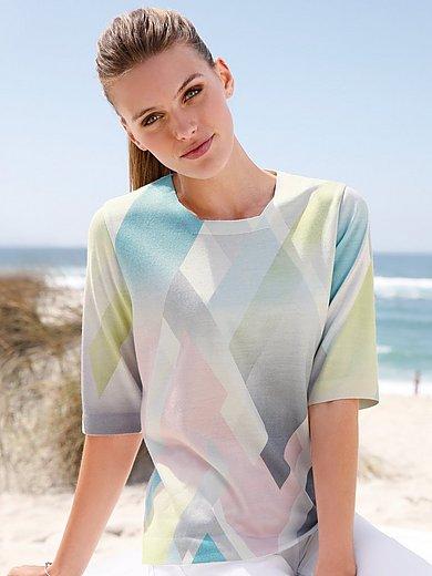 Dingelstädter - Pullover mit ellenbogenlangem 1/2-Arm
