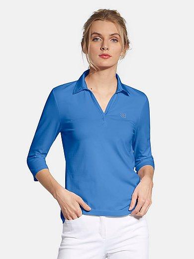 Basler - Polo-Shirt mit 3/4-Arm