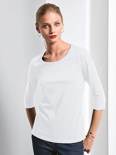 Fadenmeister Berlin - Rundhals-Shirt mit 3/4-Arm