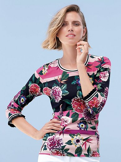 Betty Barclay - Shirt met 3/4-­mouwen