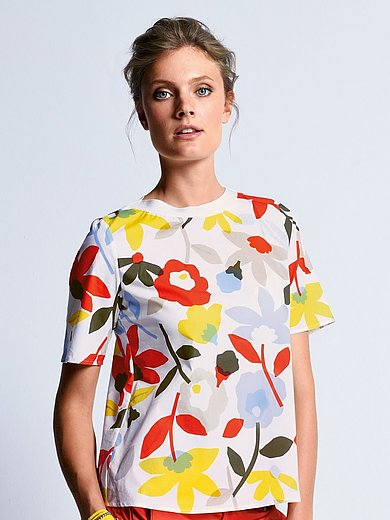 Bogner - Top with short sleeves