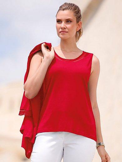 Anna Aura - Shirt mit Rundhals-Ausschnitt
