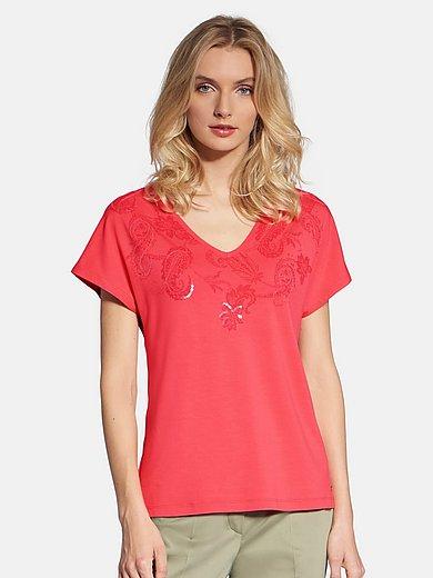 Basler - Shirt met V-hals