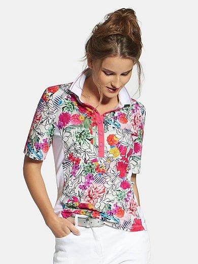 Basler - Polo-Shirt mit kurzer Knopfleiste